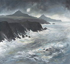 Gillian McDonald : Coastal Storm